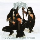 IMMORTAL - Battles In The North (Re-print) Gatefold LP