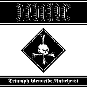 REVENGE - Triumph.Genocide.Antichrist (Re-issue) Ltd Digipack CD - Digipack CD