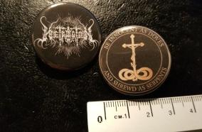 HETROERTZEN - 2 pack badges -