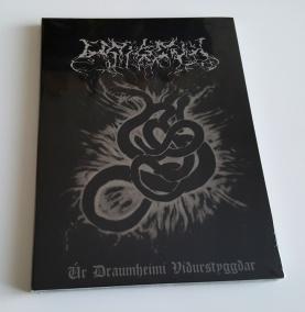 ENDALOK - Ur Draumend Viðurstyggðar - A5 digipak CD (RESTOCK!) - A5 DIGIPAK CD