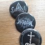 HETROERTZEN & LAMECH RECORDS - 3 pack badges