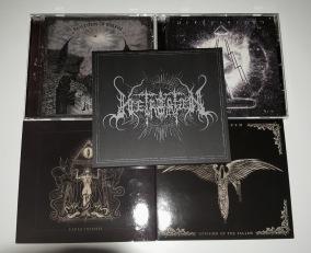 HETROERTZEN - Releases CD bundle - 5-pack CD bundle