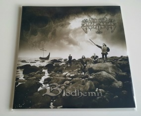 ENSLAVED - Blodhemn (Re-issue) - Gatefold LP - 12