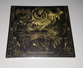 GODLESS - Omega Omnipotens - Ltd CD Digipack - CD Digipack