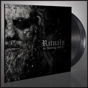 "ROTTING CHRIST – ""Rituals"" Gatefold DLP - Black 12"