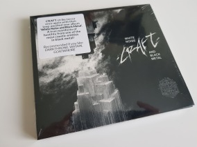 "CRAFT – ""White Noise And Black Metal"" Digipack CD - Digipack CD"