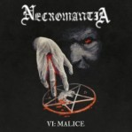 NECROMANTIA - Malice (Re-issue) - Ltd Gatefold LP