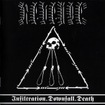 REVENGE - Infiltration.Downfall.Death (Re-issue) - Casewrapped LP