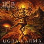 IMPALED NAZARENE - Ugra Karma (Re-issue) Ltd Gatefold LP
