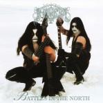 IMMORTAL - Battles In The North (Re-print) Gatefold LP