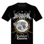 HETROERTZEN - Transfigurative Emmanation black t-shirt