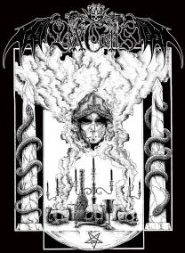 LVXCAELIS - Lvx In Tenebris - tour t-shirt ltd - XL size