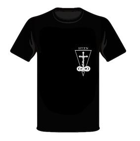 HETROERTZEN - Lvx In Tenebris - Tour t-shirt ltd. - Small