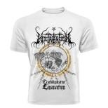 HETROERTZEN - Transfigurative Emmanation white t-shirt