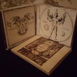 SAPIENTIA - Through the first Sphere of Saturnus + Circulata Mercurius CD bundle