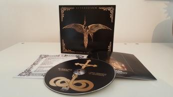 HETROERTZEN - Uprising of the Fallen Digipack CD - Digipack CD