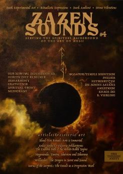 ZAZEN SOUNDS - Magazine Issue # 4 - Issue # 4