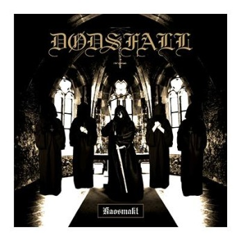 DØDSFALL - Kaosmakt - Digipak CD - Digipack CD