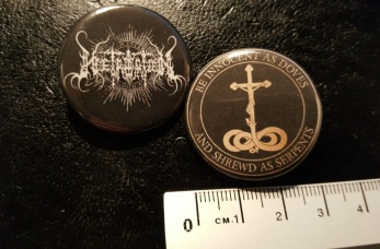 HETROERTZEN & LAMECH RECORDS - 3 pack badges - 3 pack badges