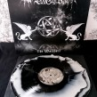 LVXCAELIS - The Watchers Gatefold LP - Coloured edition: A side/B side bone/black vinyl