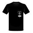 HETROERTZEN - Lvx In Tenebris - Tour t-shirt ltd. - Medium