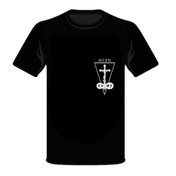 HETROERTZEN - Lvx In Tenebris - Tour t-shirt ltd. - Small