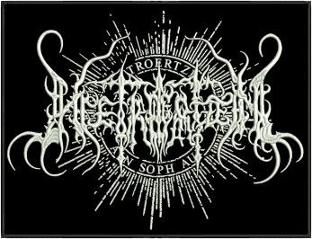 HETROERTZEN - XXL Embroidered backpatch - XXL Backpatch