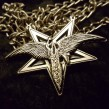 HETROERTZEN - Uprising of the Fallen - ltd. pendant - Nickel finish