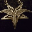 HETROERTZEN - Uprising of the Fallen - ltd. pendant - Pewter finish