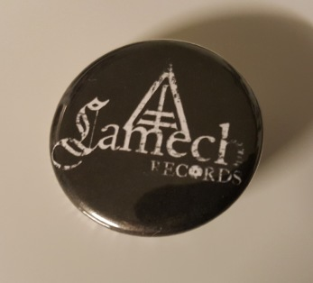 LAMECH RECORDS -  badge -
