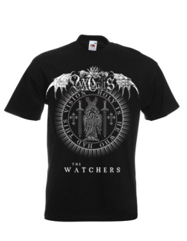 LVXCAELIS - The Watchers ltd. Tshirt - T-shirt size SMALL