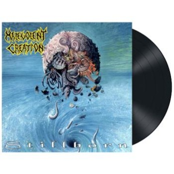 MALEVOLENT CREATION - Stillborn LP - Black 12