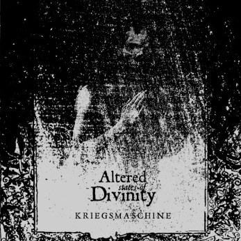 KRIEGSMASCHINE - Altered states of divinity CD - CD jewelcase