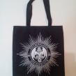 HETROERTZEN - Cotton Bag (WHITE PRINT)