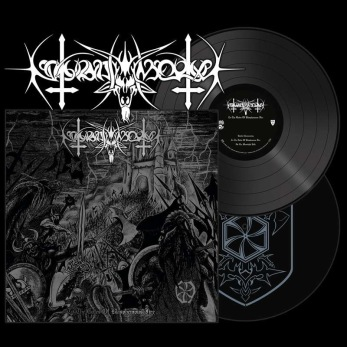NOKTURNAL MORTUM - To The Gates of Blasphemous Fire - Ltd Gatefold Double LP - Black 12