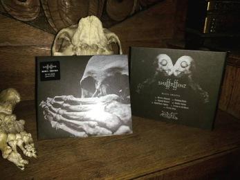 "ESSENZ – ""Manes Impetus"" Digi CD - Digipack CD"
