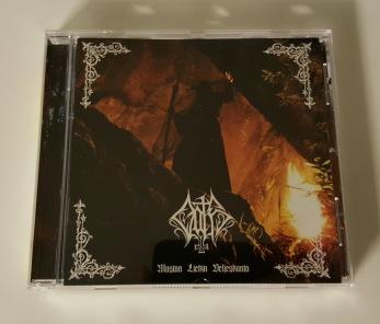 """OATH – """"Mustan Liekin Veljeskunta"""" CD - CD jewelcase"""