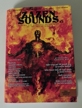ZAZEN SOUNDS – Magazine Issue #5 - Issue # 5