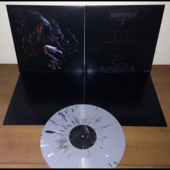 """ARCKANUM Helvitismykr 12"""" LP - Splatter 12"""