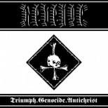 """REVENGE Triumph. Genocide. Antichrist 12"""" LP (bronze edition)"""