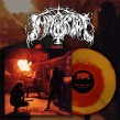IMMORTAL - Diabolical Fullmoon Mysticism Gatefold LP (RESTOCK!) - Red & Gold 12