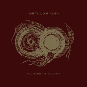 "ONE TAIL ONE HEAD – Worlds Open, Worlds Collide 12""LP - Black 12"
