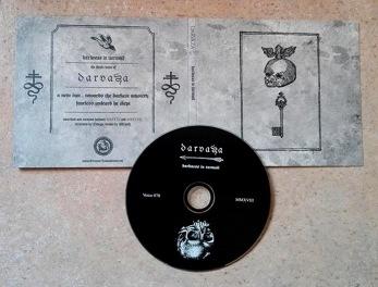 DARVAZA – Darkness In Turmoil Digipack MCD - Digipack CD