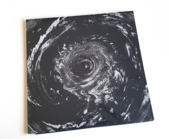 "VOIDSPHERE - To Await | To Expect 12""LP - Grey / black swirl 12"