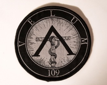 VELUM - Ab Innocentia Ad Cælos PATCH - woven patch