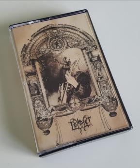 TOMHET - Arosian Black Mass 2011 MC - Limited cassette