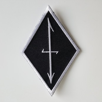 FACTION SENESTRE - Sigil Patch - woven patch