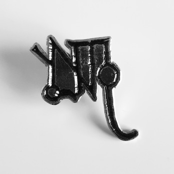 MALHKEBRE - Metal Pin - metal pin