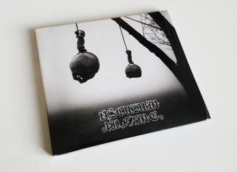 OSCULUM INFAME - The Axis of Blood CD - Digipack CD