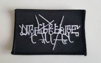 MALHKEBRE - Logo Patch - woven patch